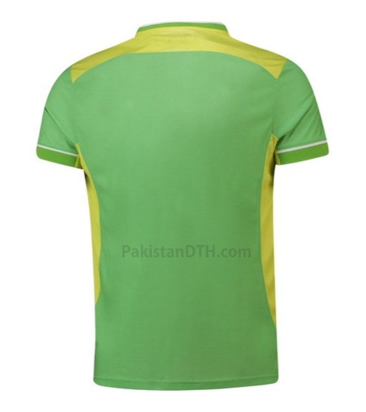 da79e9c1658 The Pakistan Supporters World Cup 2019 Jersey has that retro look to it. So  does with every team jersey so far.